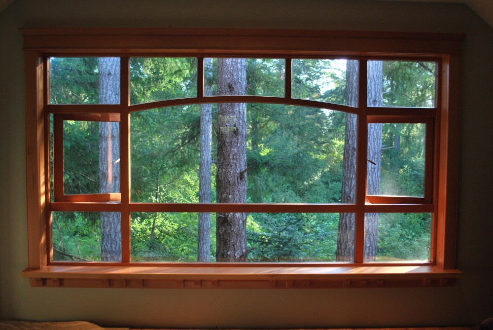 Custom Wood Windows Saratoga Woodworks Craftsman Style Inspired Furniture Windows And Doors