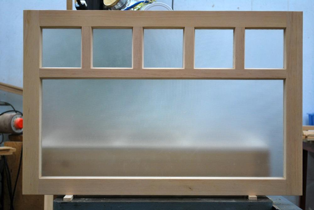 Custom Wood Windows Saratoga Woodworks Craftsman Style