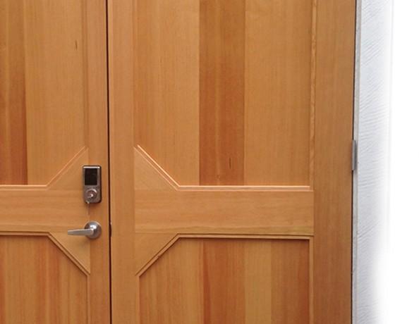 custom wood doors Vancouver Island