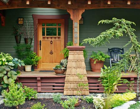 #101 Handcrafted custom doors Comox Valley